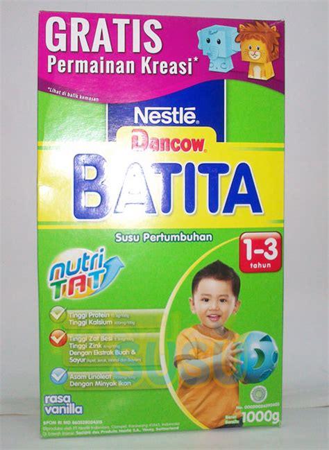 Lactogrow 4 Vanila 750g dancow batita vanila 1kg pabrik detil toko