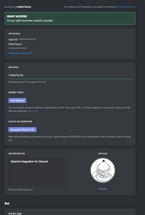 discord developers linux automation tip listen for commands with your
