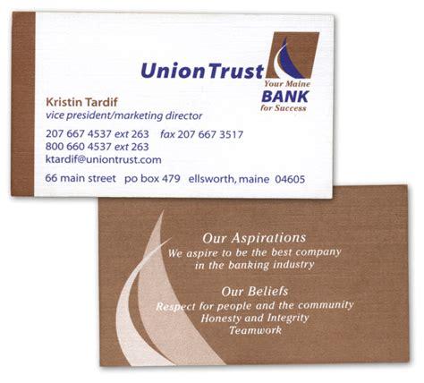 designmantic business cards branding your bank right designmantic the design shop