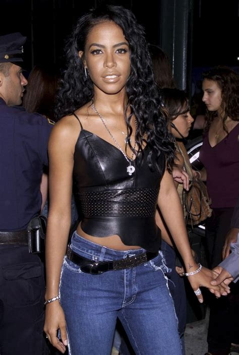 aaliyah rock the boat hair icons in denim aaliyah eat sleep denim blog