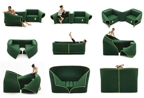multipurpose couch multipurpose furniture sosia by emanuele magini