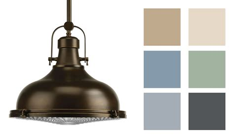 progress lighting how to paint schemes and fixture finishes