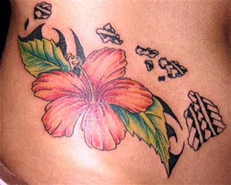 tattoo pictures hawaiian flowers pictures of hawaiian flowers tattoos pictures reference