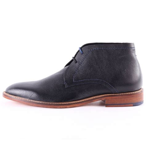 ted baker boots mens ted baker torsdi 2 mens boots in black