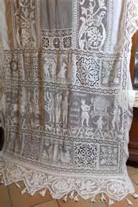 brocante en ligne de linge ancien draps nappes et