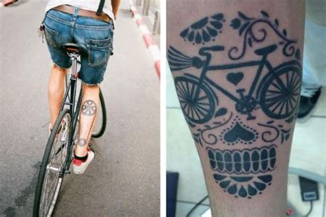 tattoo bikes london bicycle tattoos tattoos bike bicycle bicycle tattoos