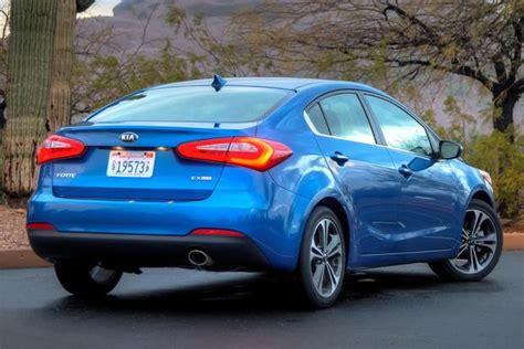 new kia forte 2014 2014 kia forte sedan new car review autotrader
