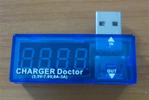 5 40 charger doctor makes usb power measurements easy