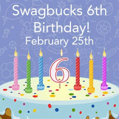 Swagbucks Sweepstakes - swagbucks birthday bash team challenge 10 to 50 sb guaranteed when you participate