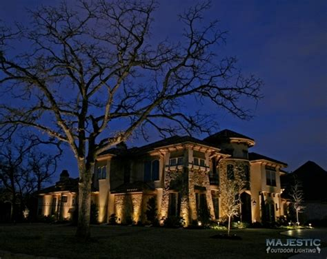 landscape lighting tx led landscape lighting in dallas tx fort worth tx