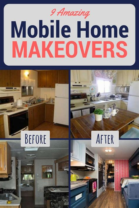 best 20 mobile home makeovers ideas on
