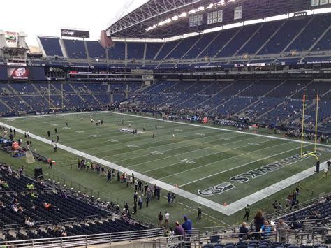 What Sections Are Covered At Centurylink Field by Centurylink Field Section 101 Seattle Seahawks