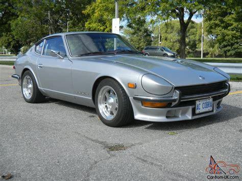 1972 nissan datsun 240z 1972 nissan 240z ford v8