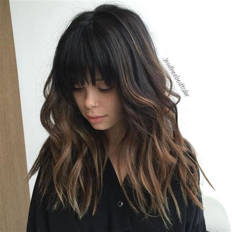 what to dye your hair when its black best 25 dark ombre hair ideas on pinterest