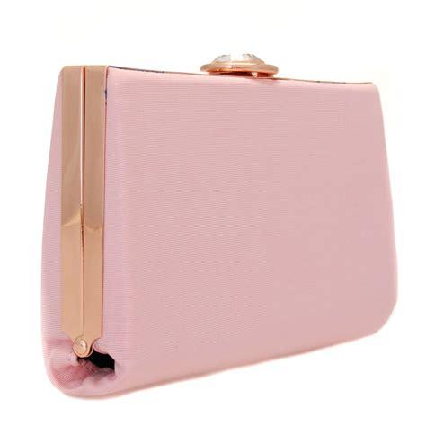 Pink Clutch buy ted baker womens light pink alivia clutch bag at hurleys