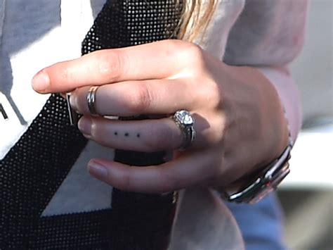 tattoo hand three dots behati prinsloo reveals meaning of new tattoo hint it