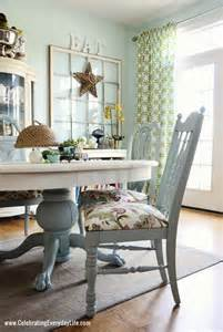 Painted Dining Room Furniture How To Recover A Dining Room Chair Table And Chairs The White And Eggs