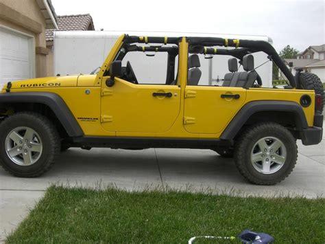 jeep wrangler unlimited half doors vwvortex com wrangler jk with half doors