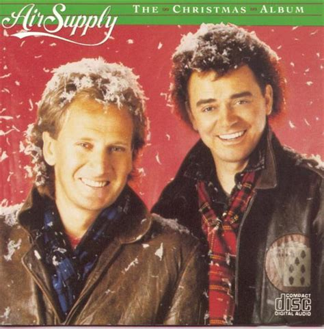 the christmas album air supply album