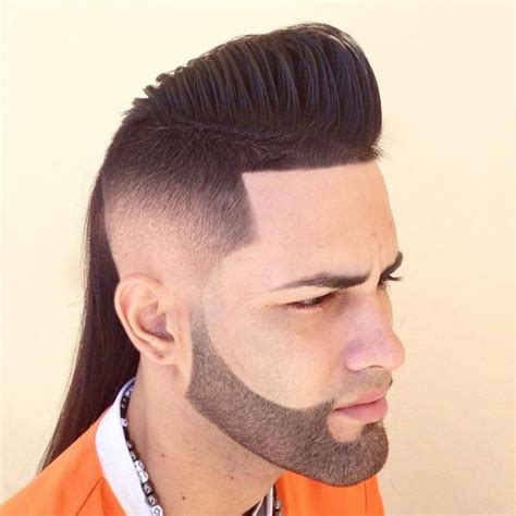 pics haircut side mullet 2016 mullet haircuts for men men s hairstyles and