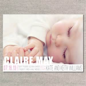 birth announcements the clare uh oh pasghettio