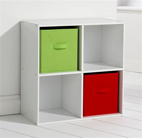 cube bedroom storage kids bedroom storage cube system white shelving colour canvas drawer 4 cube ebay