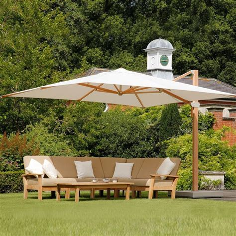 Large Cantilever Patio Umbrellas Large Offset Patio Umbrellas