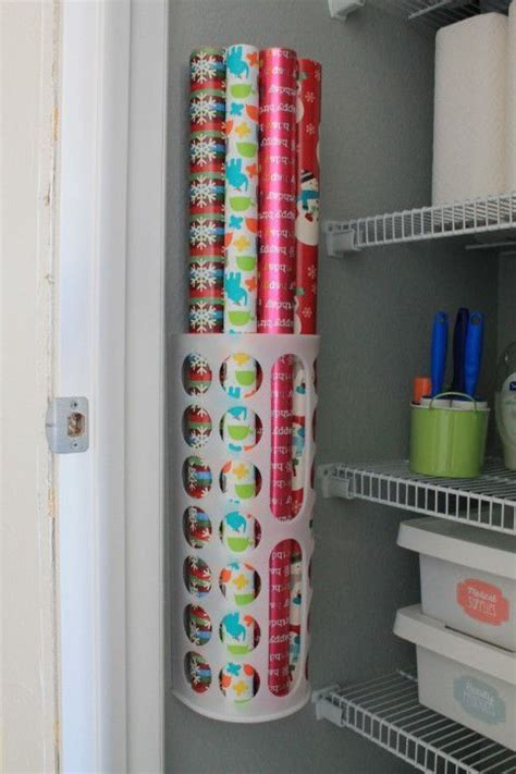 plastic bag holder ikea best 25 wrapping paper storage ideas on pinterest