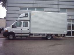 furgoni doppia cabina coibentati e furgoni isotermici