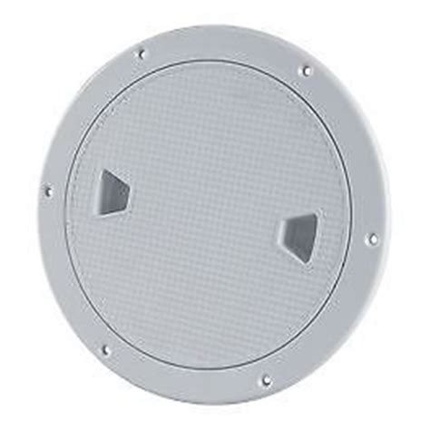 8 round boat hatch 8 quot boat round deck inspection access hatch with detachable