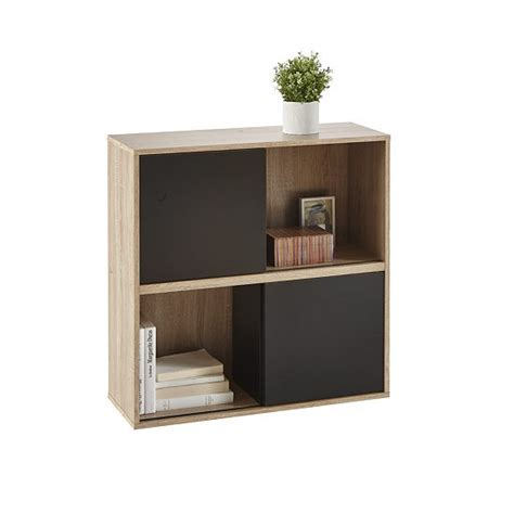 cheap black bookshelves buy cheap square bookcase compare furniture prices for best uk deals