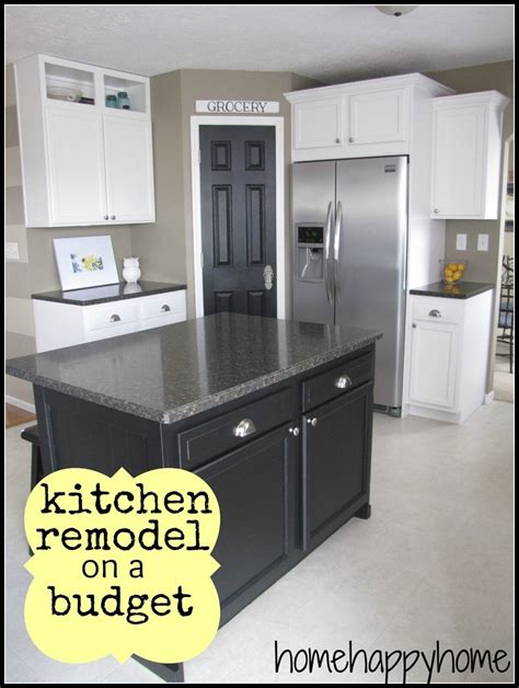 diy kitchen remodel on a budget kitchen remodel on a budget my space and projects