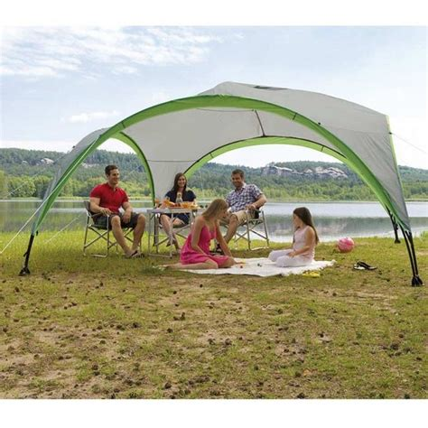 coleman event shelter gazebo coleman 15ft x 15ft event shelter pro outdoor cing