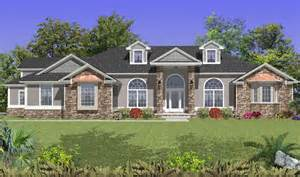 Vaulted Ceiling House Plans by Cathedral Ceilings Front To Back Coastal House Plan Alp