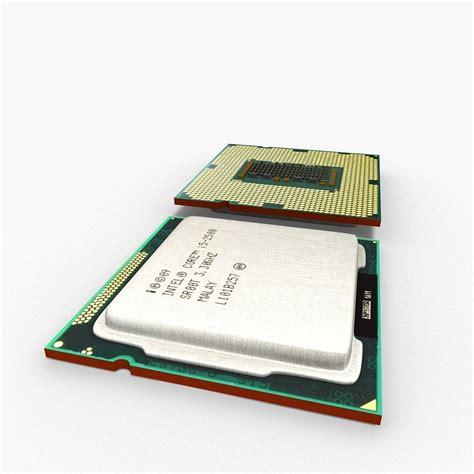 Pc Design 3d Intel I5 intel i5 3d model max obj cgtrader