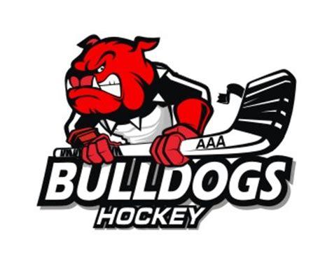design a hockey logo logo design entry number 52 by radit bulldog aaa hockey