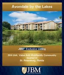 Jbm Plumbing by Jbm Institutional Multifamily Advisors Markets Avondale