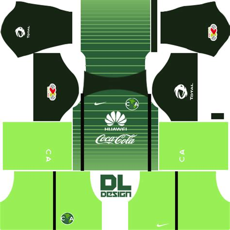 design kit dream league soccer dl design chile kit am 201 rica tercero 2017 dream league