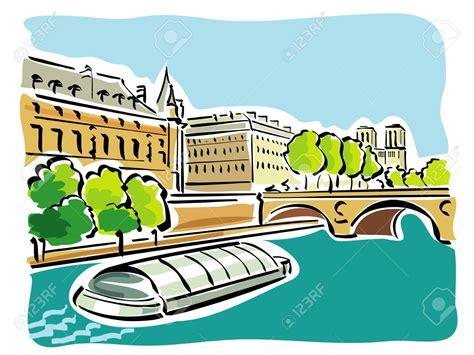 river boat clipart seine river clipart clipground