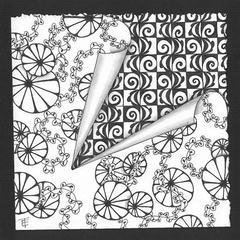pattern language zen view 146 best zentangle dimensional tangles images on