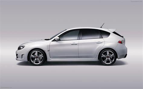 2009 Subaru Impreza Wrx Sti A Line Widescreen Car
