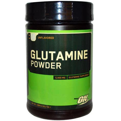 supplement glutamine glutamine powder unflavoured 1000g 1 kg supplement