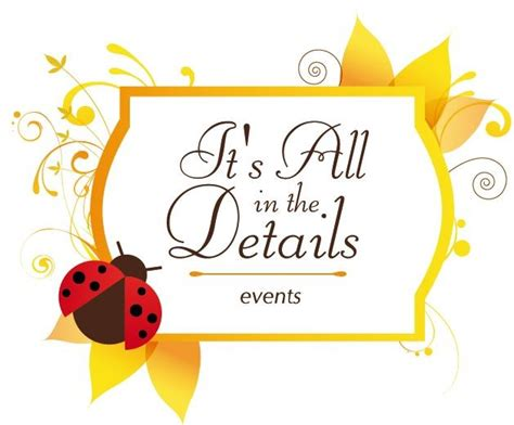 Its All In The Details by It S All In The Details Events Planning Longwood Fl