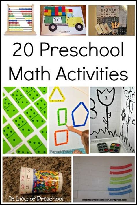 1000 Ideas About Preschool Crafts - math activities for ages 3 5 1000 ideas about math