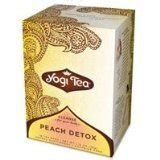 Tea Tonic Detox Tea by Yogi Tea Detox Cleansing Tonic 16 Bags Products