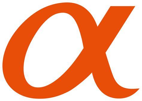 sony alpha datei sony alpha logo svg