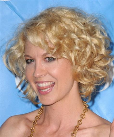 short hair cuts for curly hair on women with square jaw short curly layered haircuts
