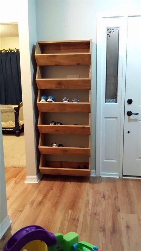 diy shoe rack by front door best 25 diy shoe rack ideas on pinterest diy shoe