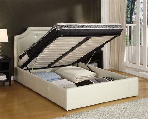 queen size bed frame with storage underneath queen beds with storage underneath