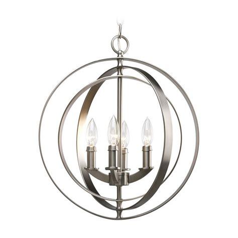 silver pendant light fixtures progress pendant light in burnished silver finish p3827